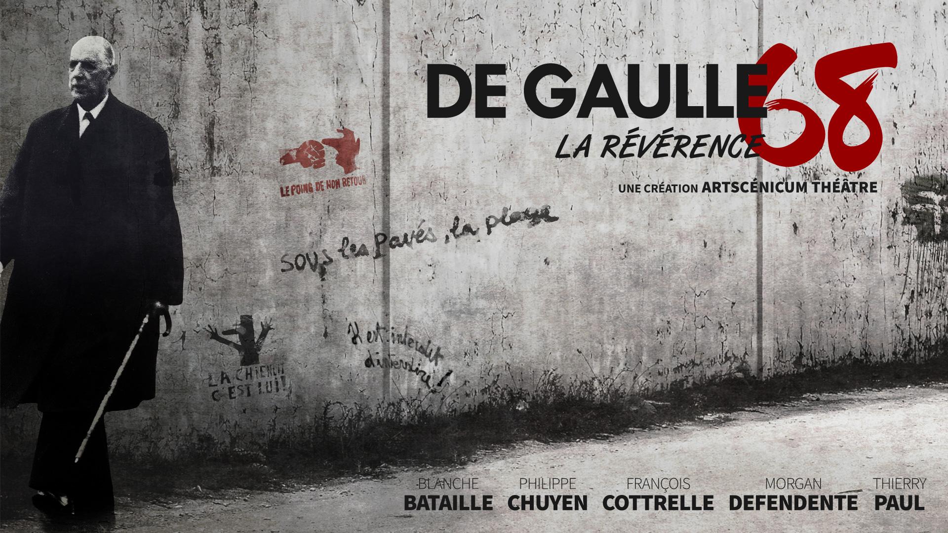 De Gaulle 68, La révérence @ Toulon (83) Espace Comédia | Toulon | Provence-Alpes-Côte d'Azur | France