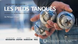 Les Pieds Tanqués @ Saint-Éloy-les-Mines (63) Boulodrome | Saint-Éloy-les-Mines | Auvergne-Rhône-Alpes | France