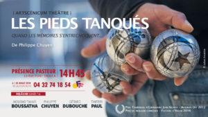 Les Pieds Tanqués @ Avignon (84) Présence Pasteur | Avignon | Provence-Alpes-Côte d'Azur | France