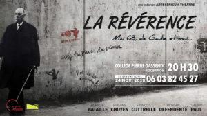 La Révérence @ Rocbaron (83) Collège Pierre Gassendi | Rocbaron | Provence-Alpes-Côte d'Azur | France