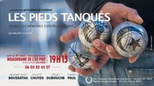 Les Pieds Tanqués @ Avignon (84) Boulodrome de l'Île Piot | Blanzat | Auvergne-Rhône-Alpes | France