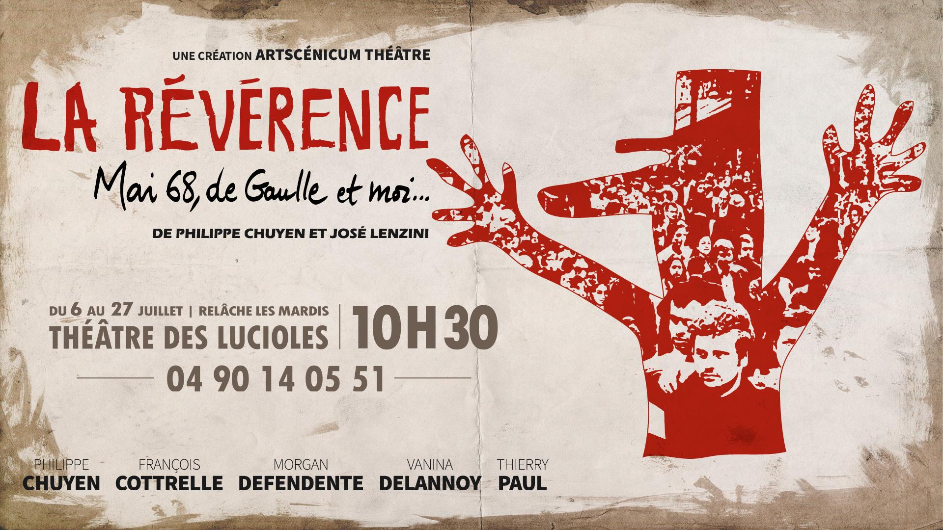 Au festival d'Avignon du 6 au 27 juillet 2019