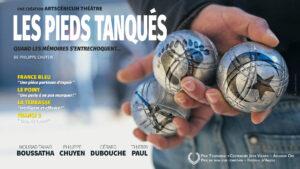 Les Pieds Tanqués @ La Ravoire (73) Espace Culturel Jean Blanc