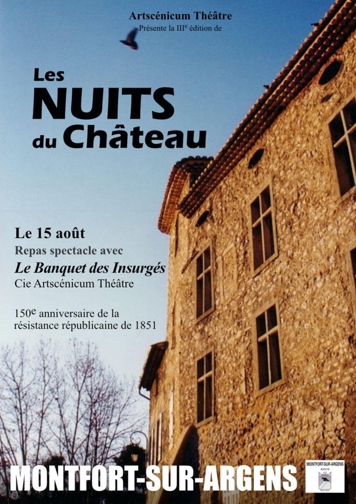 Les Nuits du Château 2001