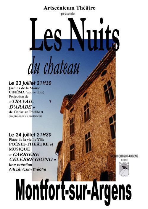 Les Nuits du Château 6e édition