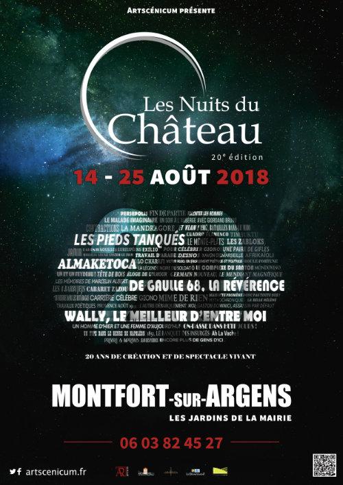 Les Nuits du Château 20e édition