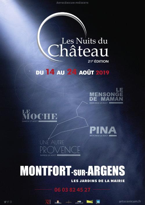 Les Nuits du Château 21e édition