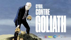Cyril contre Goliath @ Montfort-sur-Argens (83) Les jardins de la mairie