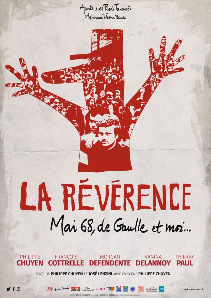 La Révérence - Mai 68, de Gaulle et moi...